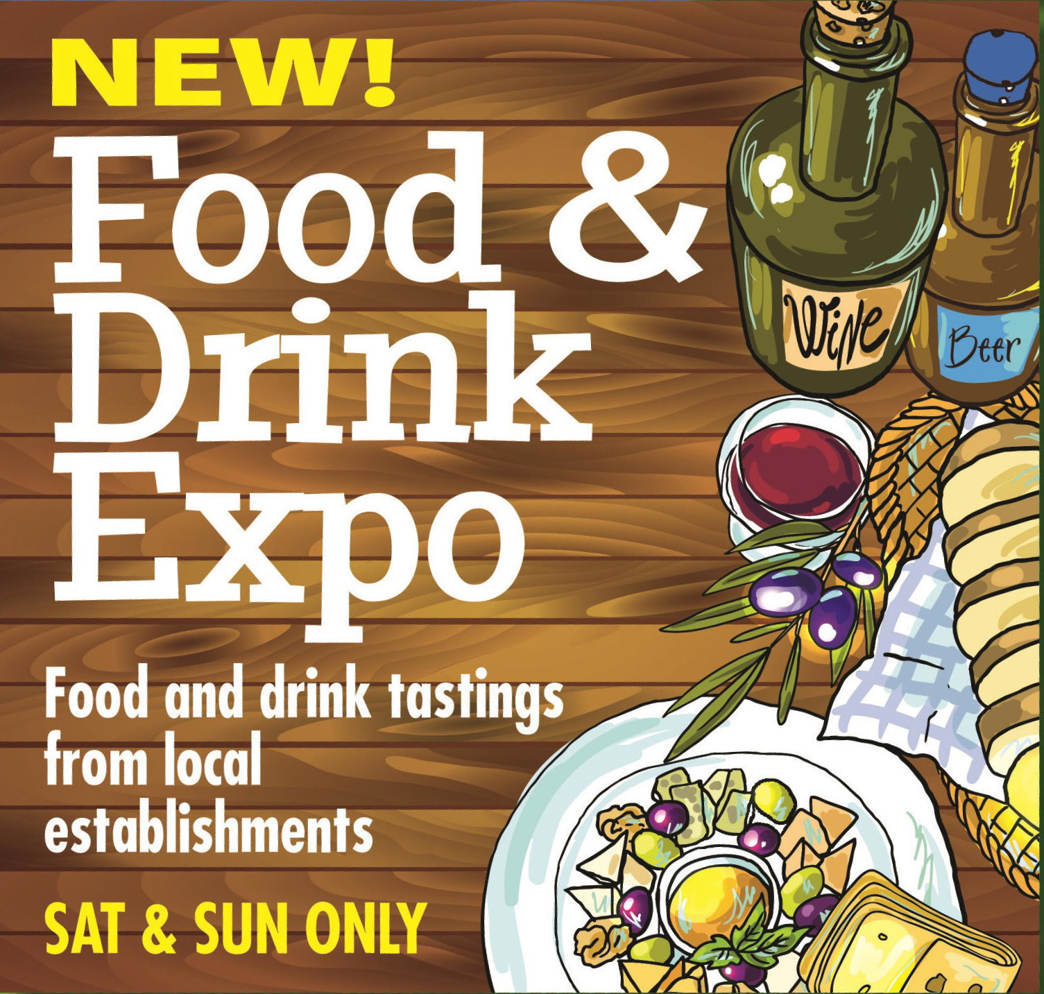 Food Drink Expo Port Elgin Home And Recreation Show